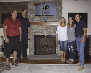 Hearth Renovations Wood Burning Fireplaces in Pennsylvania